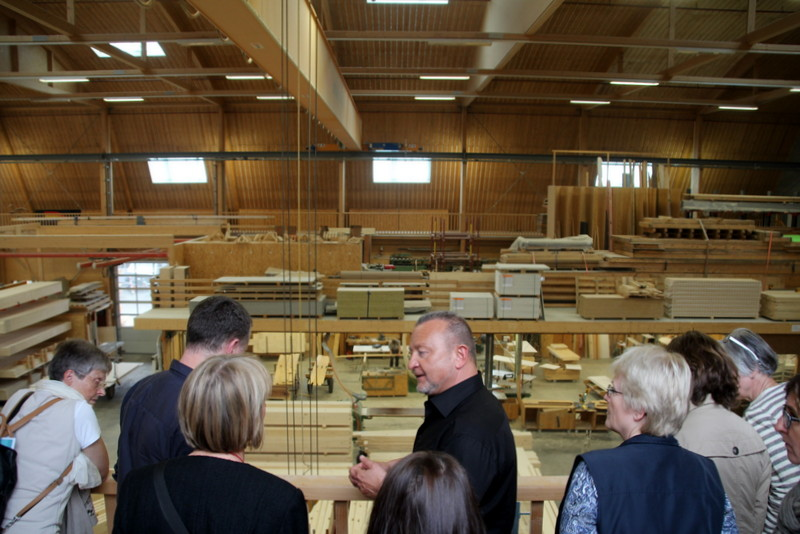 Factory-Tour Langenthal